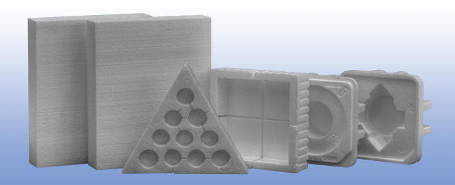 Expanded Polystyrene Foam Packaging Materials Romanow
