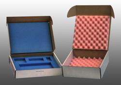 Polyurethane Foam Packaging Materials - Romanow Container